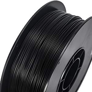 Black ABS Printer Filament