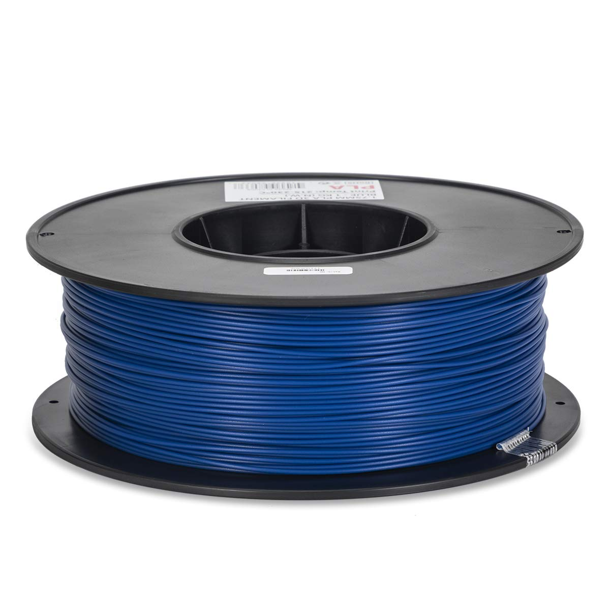 PLA Filament - 1.75 - Blue - Inland
