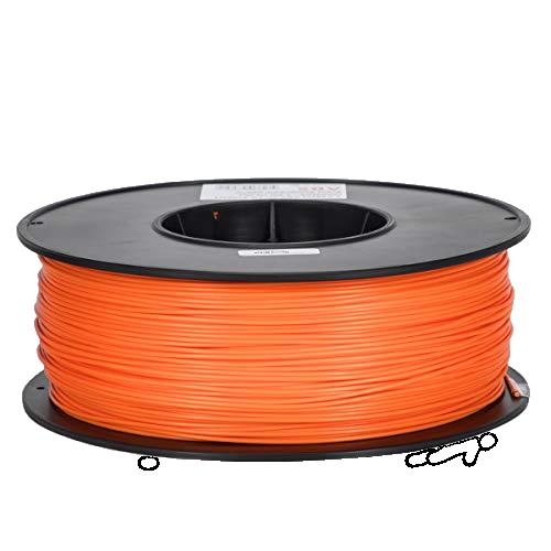 ABS Filament - 1.75 - Orange - Inland