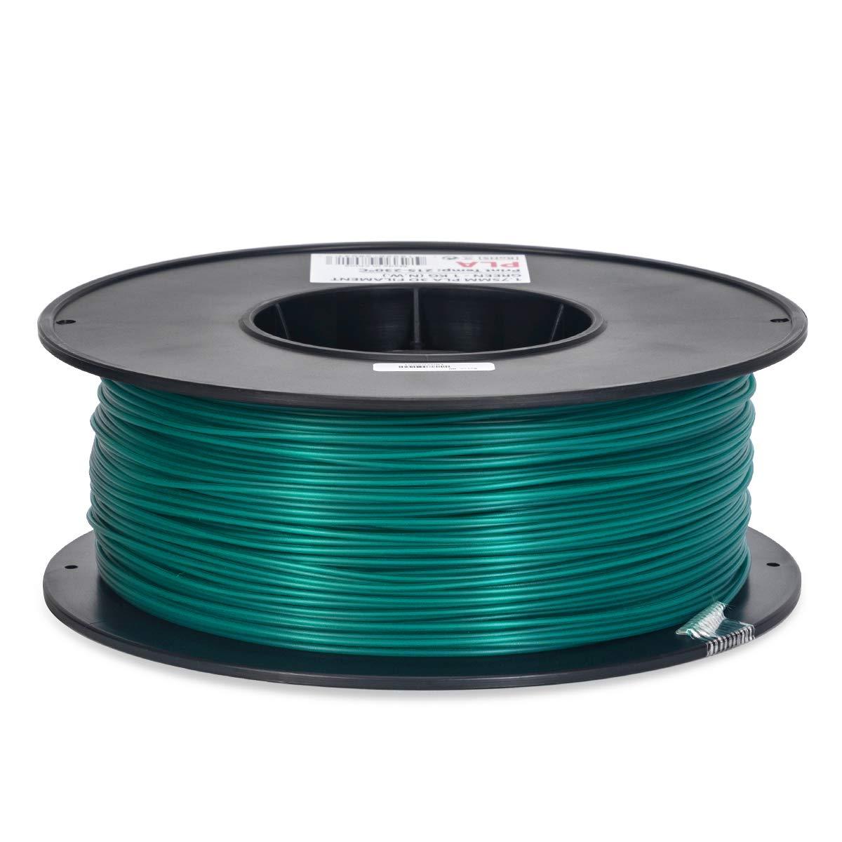PLA Filament - 1.75 - Green - Inland