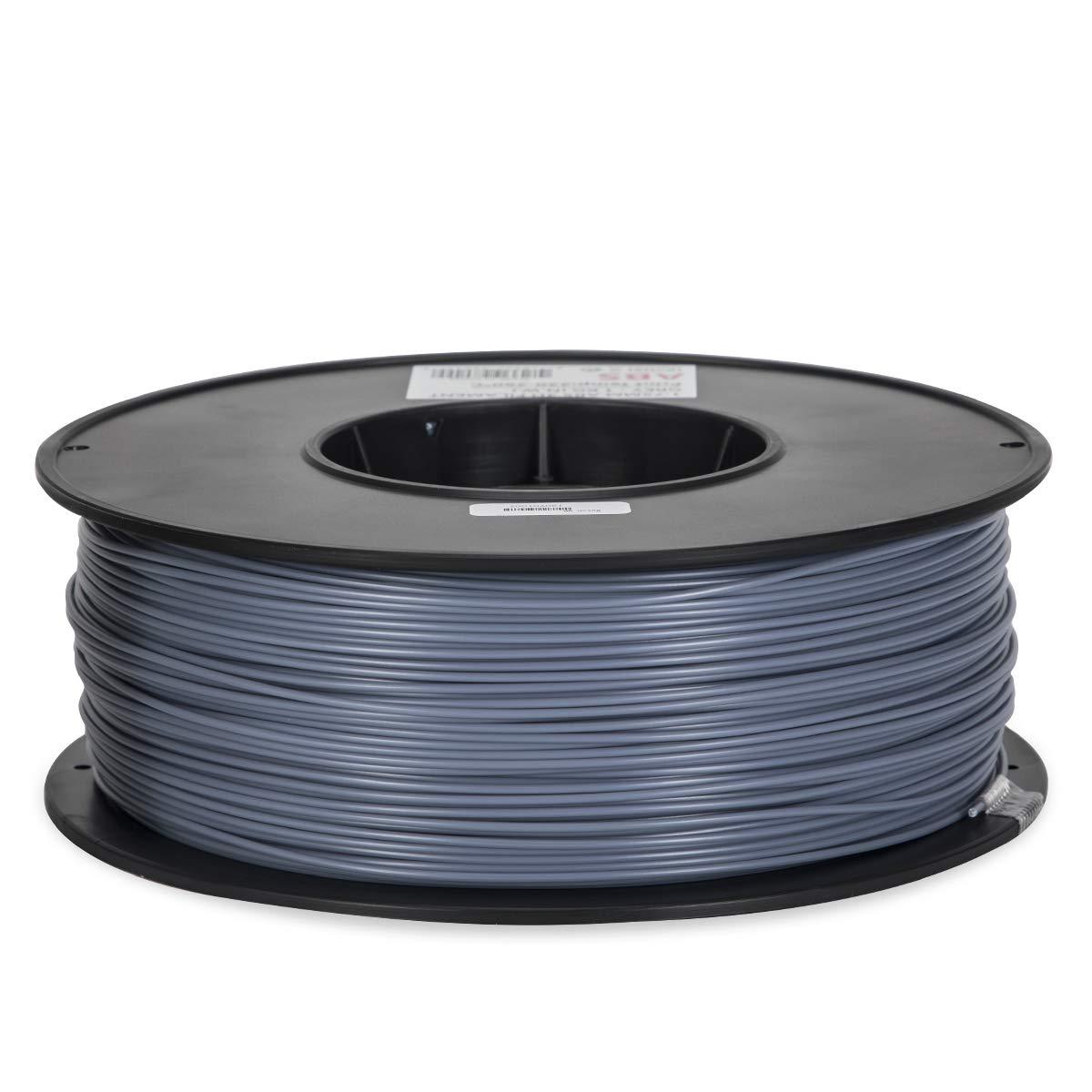 PLA Filament - 1.75 - Grey - Inland