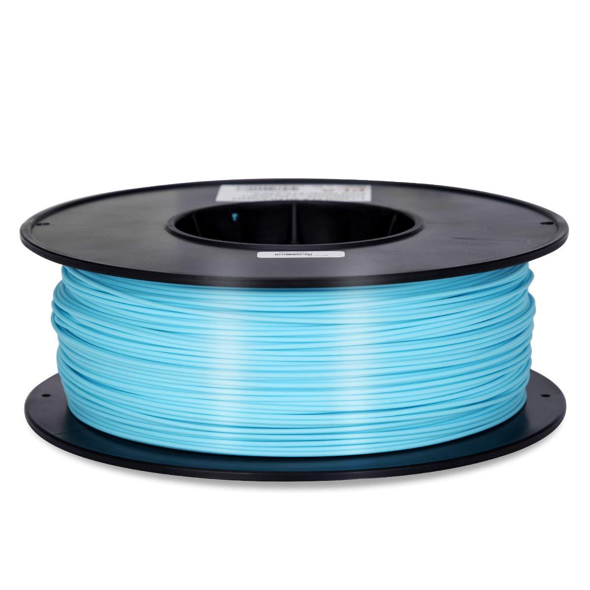 PLA Filament - 1.75 - Light Blue - Inland