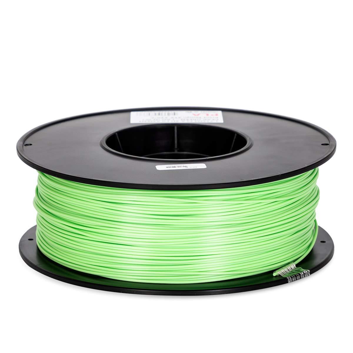 PLA Filament - 1.75 - Neon Green - Inland