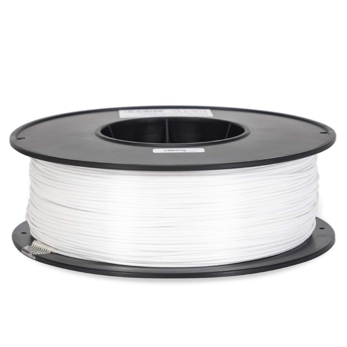 PLA Filament - 1.75 - White - Inland