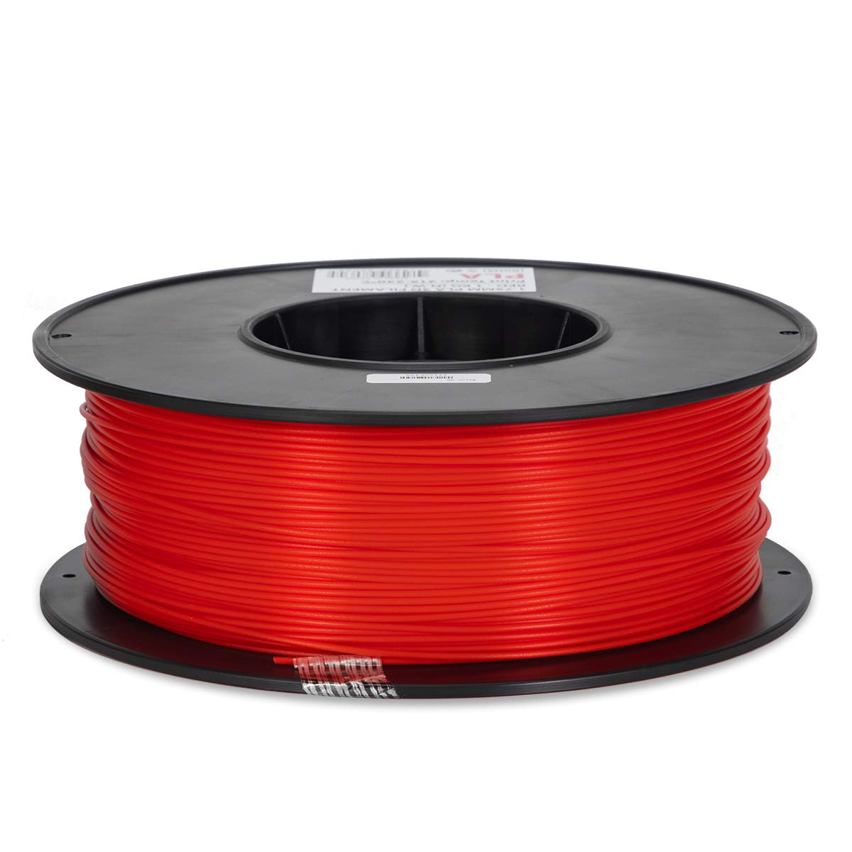 PLA Filament - 1.75 - Red - Inland